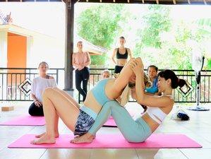 25 Days 200-Hour Hatha and Vinyasa Yoga Teacher Training in Lovina, Bali