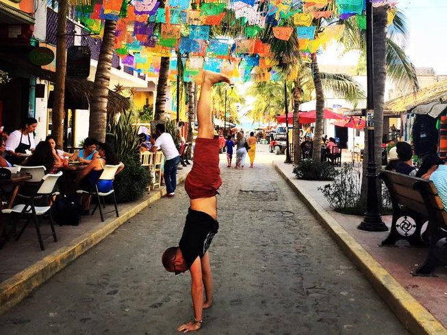 6 Days New Year Yoga Retreat in Mexico