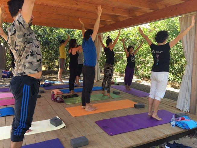 8 Day Wellness Week in Nardo, Italy
