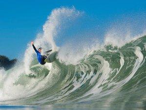 7-Daagse Franse Cursus en Surfkamp in Biarritz, Nouvelle-Aquitaine