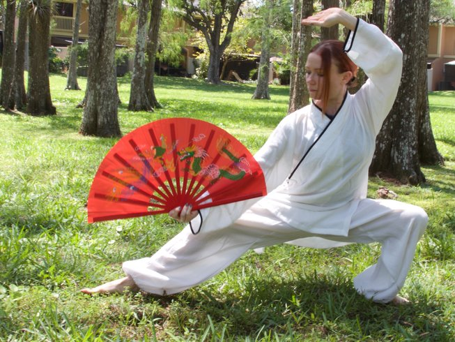 1 Month Fall Semester Immersion Kung Fu Training in Fort Lauderdale, USA