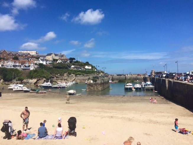 3 Days Surf and Stay in Cornwall, UK