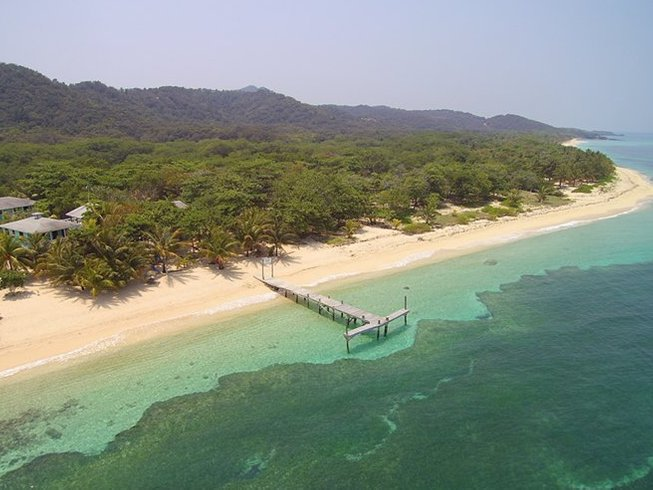 4 Days Roatan Yoga Retreat Honduras