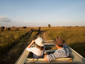 5 Day Private Remarkable Camping Safari in Northern Tanzania with Kilimanjaro Day Trekking