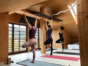 5 Day Mother and Child Yoga Holiday in Obsteig, Tyrol