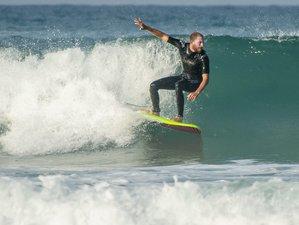 7 Days Beginner Surf Camp in Tel Aviv, Israel