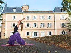 5 jours en retraite de méditation silencieuse, ouverture du cœur à Saint-Just-d'Avray, Beaujolais