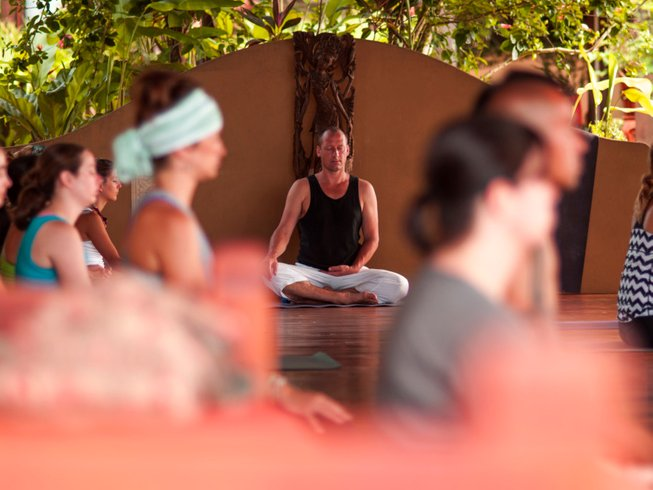 29 Days Yoga Teacher Training Costa Rica