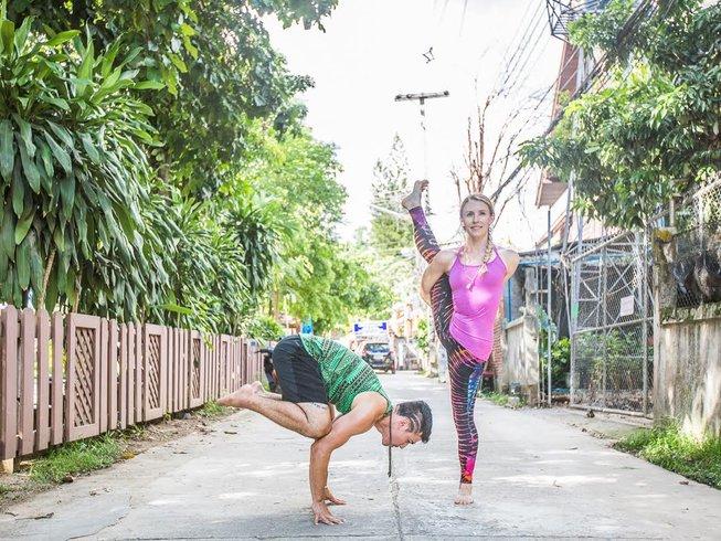 22 Days 200-Hour Yoga Teacher Training in Myanmar