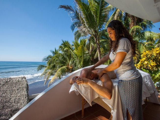 5 jours en stage de yoga et vacances de surf au Salvador