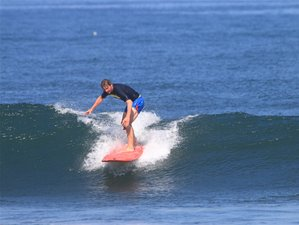 8 Day Challenging Surf and Stay Camp in Jembrana, Bali