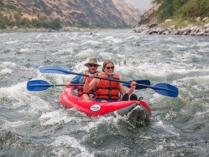 4 Day Whitewater Rafting and Yoga Holiday in Hells Canyon, Idaho