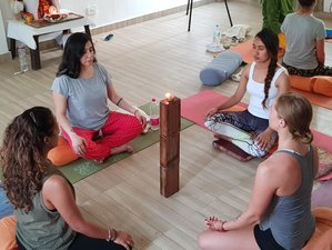 Self-Paced Online 100-Hour Traditional Kundalini & Indian Ayurvedic Yoga Program For Beginner