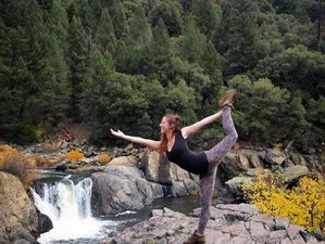 3 Day Backpacking and Yoga Holiday in Yosemite National Park, California