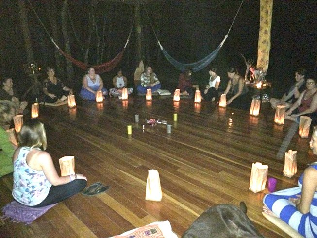6 Days Women's Yoga Retreat in Costa Rica