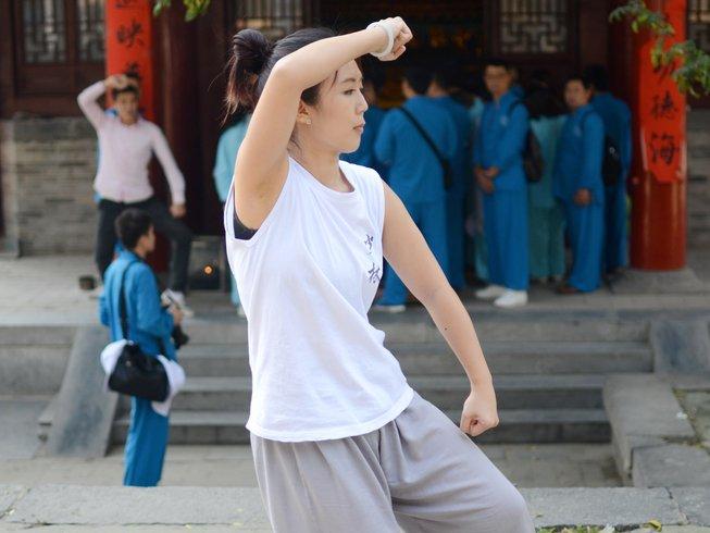 2 Weeks Shaolin Temple Kung Fu Training Experience