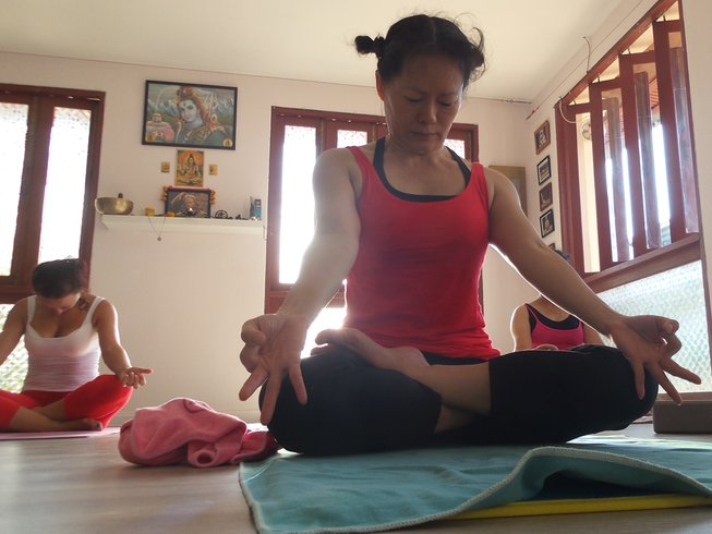 15-Daagse Therapie en Yoga Retraite in Phuket, Thailand