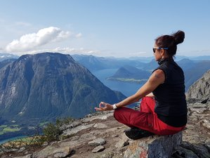 7 Days Hiking and Yoga Holiday in Molde, Norway