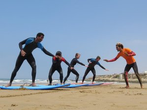 8 Tage Yoga und Surf Urlaub in Marokko