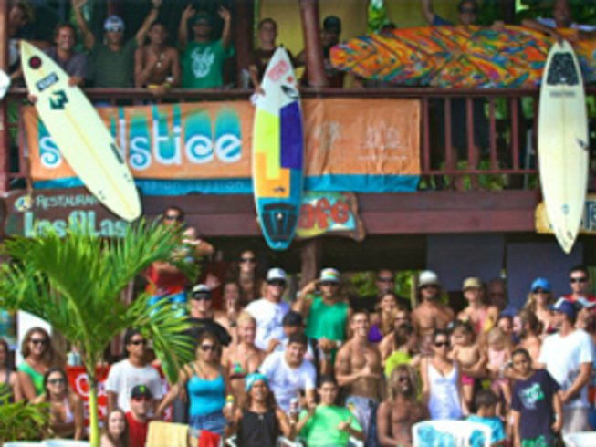 8 Days Surfing, SUP & Yoga Retreat in Playa Hermosa