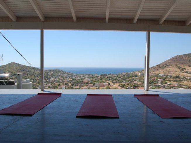 21 Days Yoga Alliance Certified Teacher Training in Greece