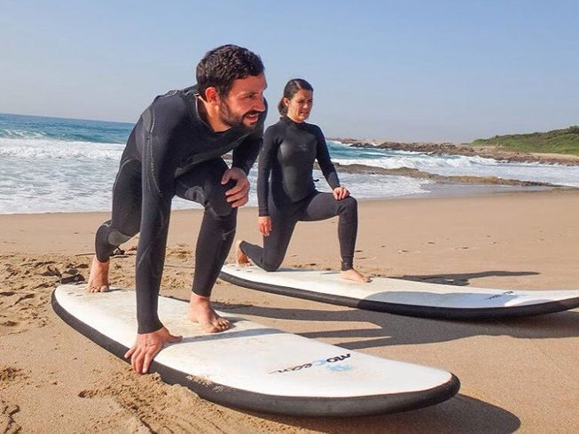 5 Days Surf Camp in KwaZulu-Natal, South Africa