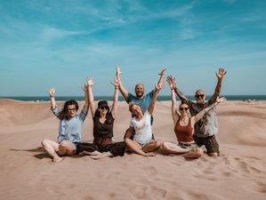 8 Tage Mehr Leichtigkeit und Achtsamkeit - Veganes Yoga und Meditation Retreat auf Gran Canaria