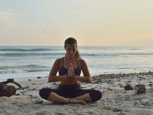 4 Day Yoga and Surf Camp in Santa Teresa, Puntarenas