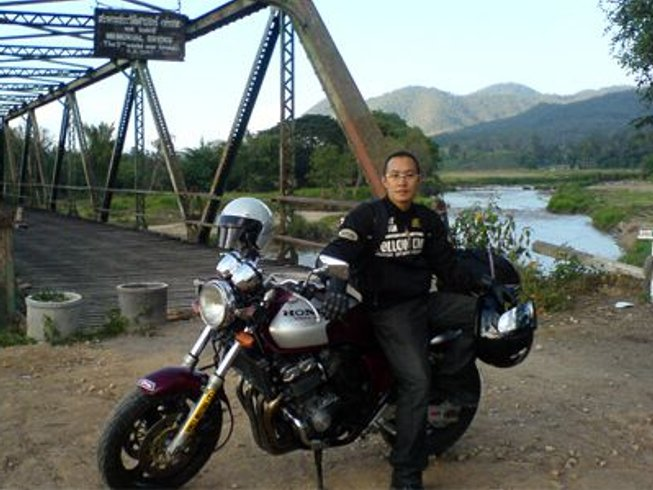 3 Days Mae Hon Son Loop Motorcycle Tour in Thailand