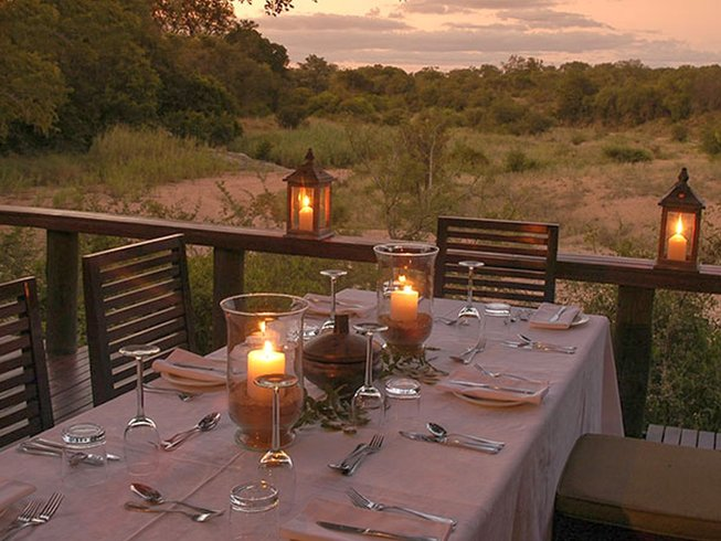 10 Days South Africa Safari, Culinary Tour in Mauritius