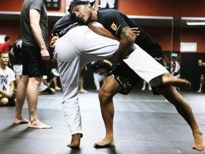 7 days of Mixed Martial Arts in Phuket, Thailand