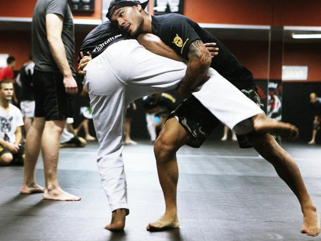 7 days of Mixed Martial Arts in Phuket, Thailand