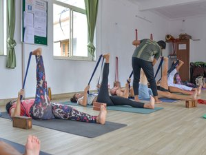 27 Day 300-Hour Therapeutic Holistic-Health Yoga Teacher Training in Rishikesh