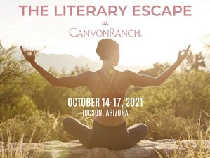 4 Day Yoga and Literary Escape at Canyon Ranch, Tucson, Arizona