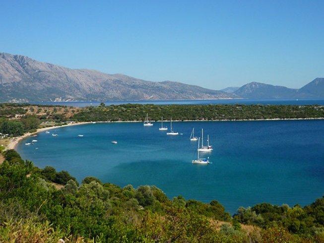 13 Tage Tantra Meditation und Yoga Urlaub in Paleros, Griechenland