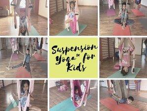 2 Day 15-Hour Suspension Yoga for Kids™ Online Teacher Training