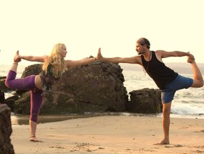 12 Tage 100-Stunden Yogalehrer Ausbildung in Goa, Indien
