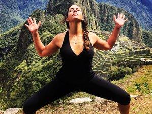 9 jours en stage de yoga au coeur de la vallée sacrée, Pérou