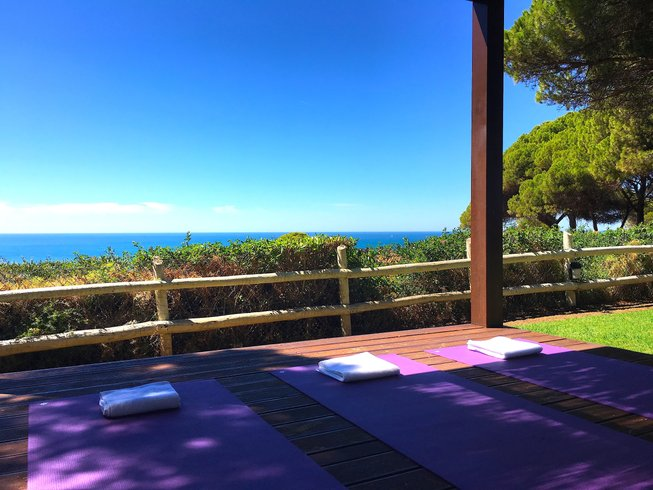 6 Days Nutrition, Cooking classes, and Yoga Retreat on Zahora beach in Andalusia, Spain