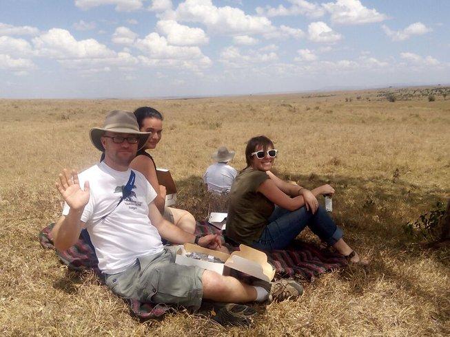 4 Days Tsavo West to Tsavo East Safaris in Kenya