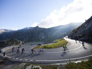 4 Days Challenging Cycling Tour in Switzerland