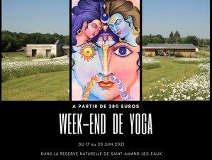 4 jours en week-end de hatha yoga et méditation à coté de Lille, Nord