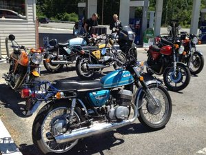 3 Day Seven Springs Motorcycle Tour in Pennsylvania