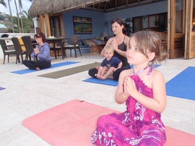 21 Days 200-hour Yoga Teacher Training in Mexico