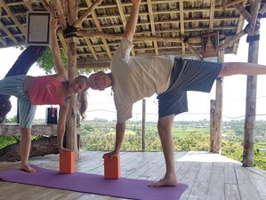 7 Day Yoga Holiday for Seniors (60 and above) with Spa Programs to Relax in Kaliasem, Bali