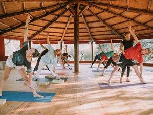 8 Day Yoga Holiday at Finca el Moro in Huelva