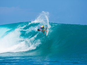 12 Days Navistar Surf Camp Sumatra, Indonesia