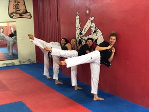 8 Days Beginners Taekwondo and Surf Holiday in Agadir, Morocco