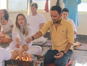 28 Day 200-Hour Affordable Ashtanga Yoga Teacher Training in Rishikesh