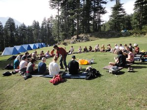 13 Days Yoga Holiday with Trekking in The Himalayas
